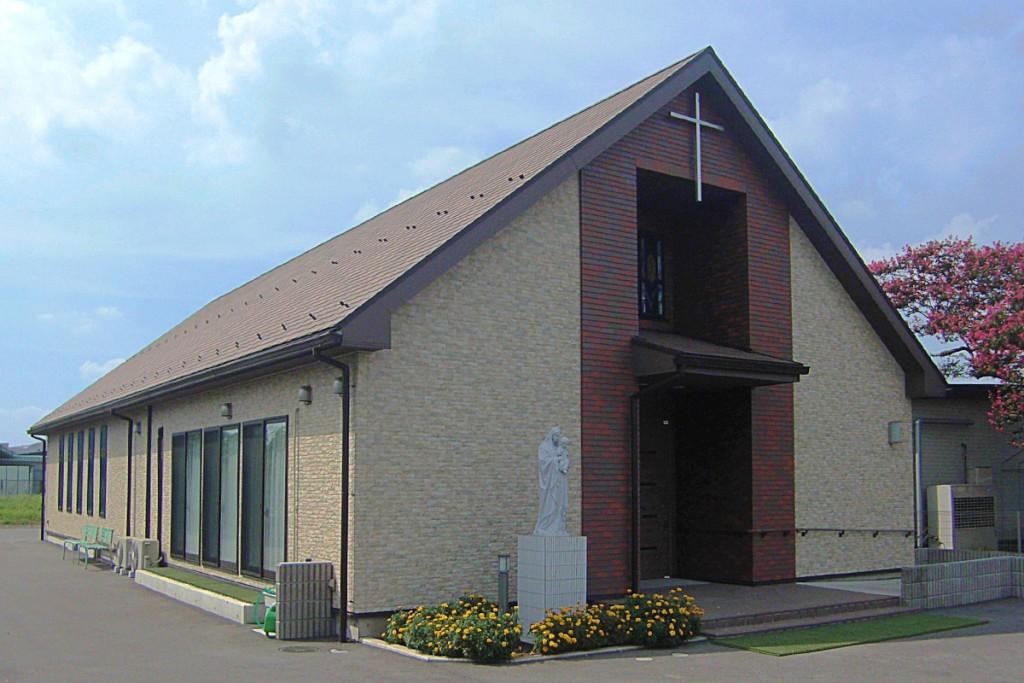 栃木県某教会